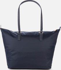 tommy hilfiger women's poppy tote bag - navy