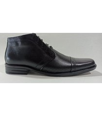 oxford formal fred younglife cuero negro