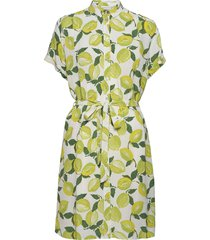 boyfriend tess dress dresses shirt dresses grön fabienne chapot