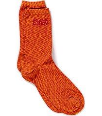5-pack bamboo socks solid underwear socks regular socks orange frank dandy