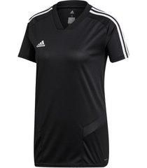 t-shirt korte mouw adidas tiro 19 training jersey women