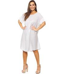 vestido blanco vindaloo erika