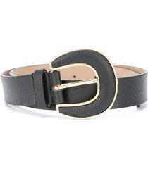 b-low the belt palmer waist belt - black