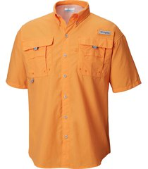 camisa m/c bahama ii s/s shirt multicolor columbia