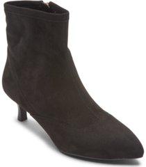 rockport women's total motion alaiya sock booties women's shoes