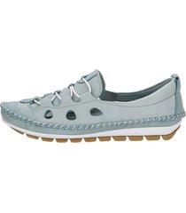 skor gemini isblå
