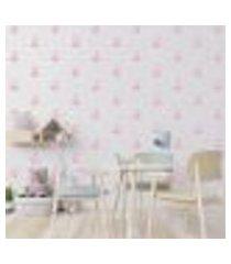 adesivo decorativo de parede - kit com 30 cereja - 052kaa14