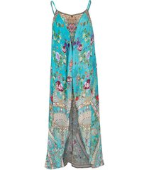 sonnet for a satine long overlay mini dress