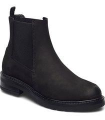 jemma eco shoes chelsea boots svart pavement