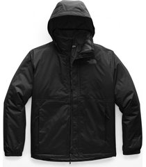 chaqueta m resolve insulated negra the north face