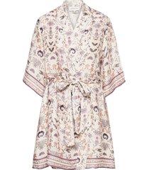 emma robe morgonrock multi/mönstrad by malina