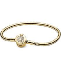 bracelete coroa em o brilhante pandora shine™