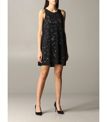 boutique moschino dress boutique moschino dress with laser effect flowers