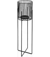 lampion świecznik na stojaku monty m