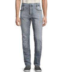 g-star raw men's d-staq slim-fit stretch jeans - sun faded wash - size 38 34