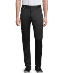 diesel men's p-mad-ichiro flat-front pants - black - size 29