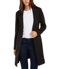 inc solid scuba cocoon coat, created for macy's