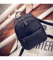 mochila de mujer/ mujeres mochila mochilas escolares-negro