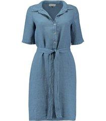 jurk milene jeansblauw