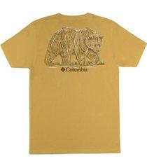 columbia men's crum short sleeve t-shirt