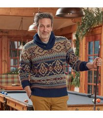 sundance catalog men's arvid sweater 2xl
