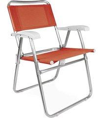 cadeira master alumínio fashion