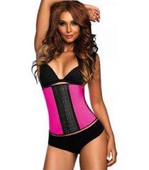 fajas mujer citurilla en latex corset
