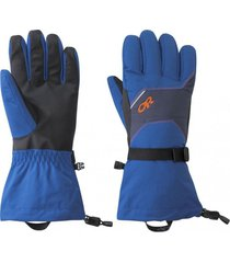 guante adrenaline azul outdoor research