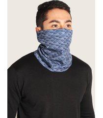 bufanda tipo cuello estampada-uni
