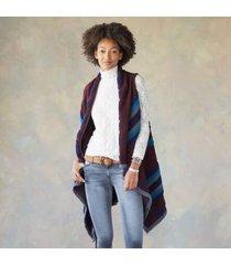 ryan michael trading llc women's great plains vest by sundance