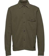 frank piquet overhemd casual groen brixtol textiles