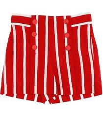 monnalisa sailor striped shorts