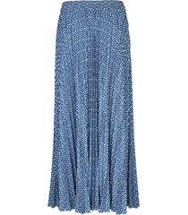 kjol maritim blå/vit
