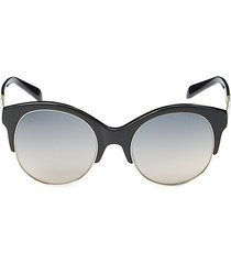 54mm clubmaster sunglasses