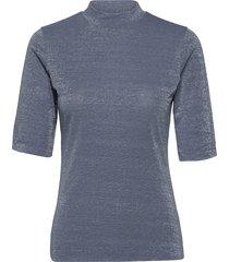 dasiri t-shirts & tops short-sleeved blå hugo