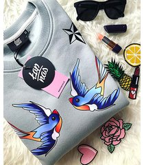 bluza ,,stars and sparrows