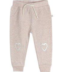 pantalon preppy rosado melange ficcus