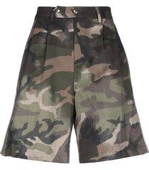 maison 9 paris shorts & bermuda shorts