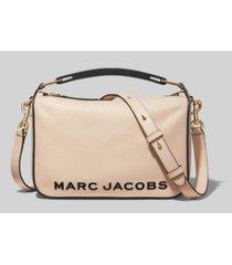 marc jacobs the soft box 23 leather shoulder bag