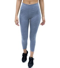 capri gris nike one tight crop