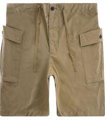 work ware side pocket shorts beige wrkspkt-bei pckt short