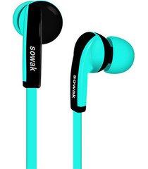 audífonos bluetooth deportivos, h4 audifonos bluetooth manos libres  sport running auriculares inalámbricos mini auriculares estéreo sweatproof para sony iphone samsung (azul)