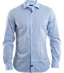 fay stretch french collar shirt