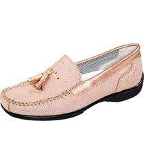 loafers naturläufer rosa