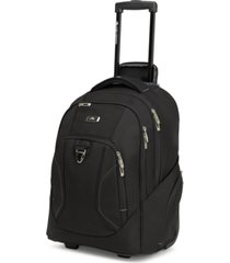 high sierra endeavor wheeled backpack