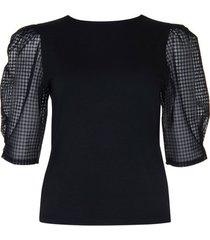 blouse lisca driekwart mouw top limitless cheek