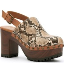 jessica simpson tiarah women's clogs women's shoes
