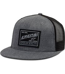 gorro demand trucker gris alpinestars