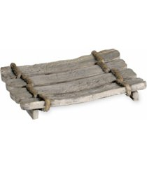 destinations driftwood 2 soap dish bedding