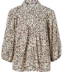 blus objhessa 3/4 shirt 114